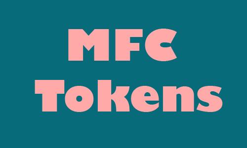 WTT MFC tokens for btc - MFC TOKENS - Myfreecams token